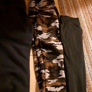Cozy leggings